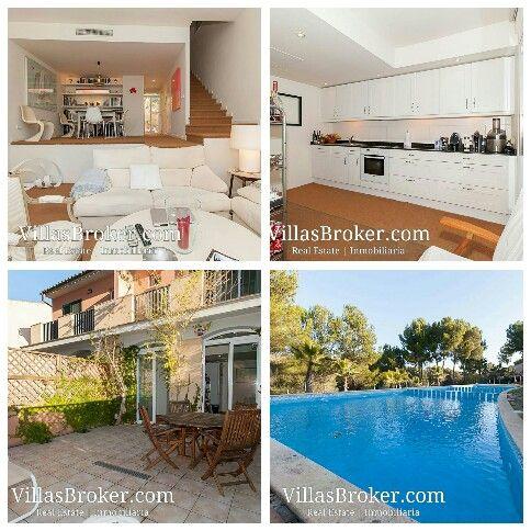 Detached house for sale in Cala Vinyes. 2 Bedrooms 3 bathrooms. 350.000€