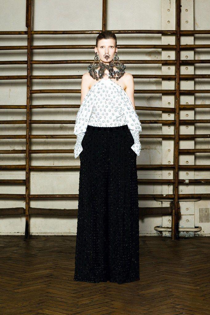 Givenchy Spring 2012 Couture Collection Photos   Vogue
