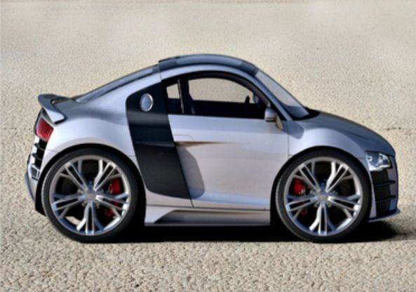 Smart car body kit