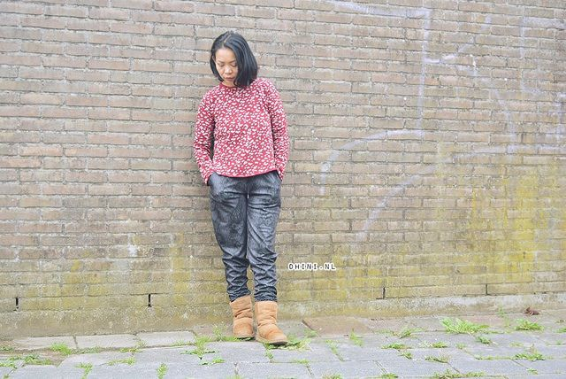 Fashion friday : Joggingbroek Ctrack