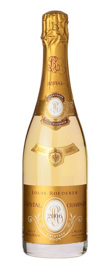 """2006 Louis Roederer """"Cristal"""" Brut Champagne"""
