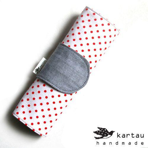 Red Dot pen case