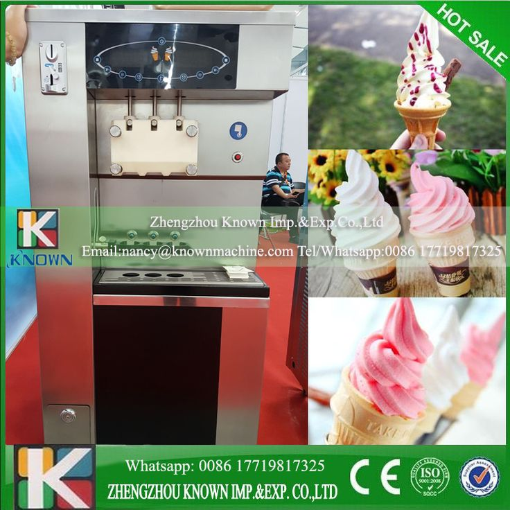 automatic snow cone vending machine
