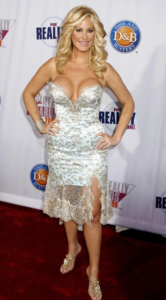 Kim Zolciak is an American television personality. She is best known for starring on The Real Housewives of Atlanta.