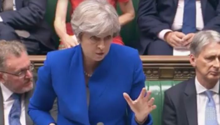A shocking indictment of mental healthcare failings and farming out mental health patients to private hospitals emerged in PMQs today, as Louise Haighasked about a damning report into mental health services in her Sheffield constituency.    The