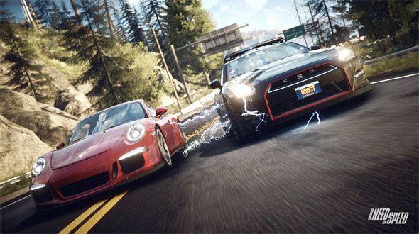 """¿Quieres llevarte 1 juego para PS3 con el lanzamiento de """"Need for Speed Rivals""""? Para participar sólo debes rellenar la información de nuestro formulario al final del post, de la sección de concursos de nuestra WEB"""