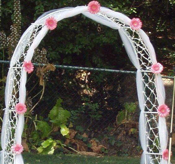 Easy Diy Wedding Arch: Best 25+ Simple Wedding Arch Ideas On Pinterest