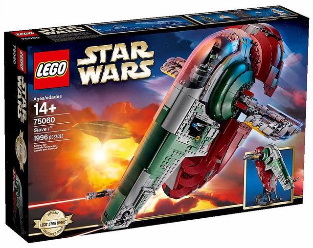 LEGO Star Wars 75060 Slave I [Review]