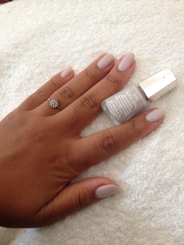 I love Mavala nail polishes! #mavalanails