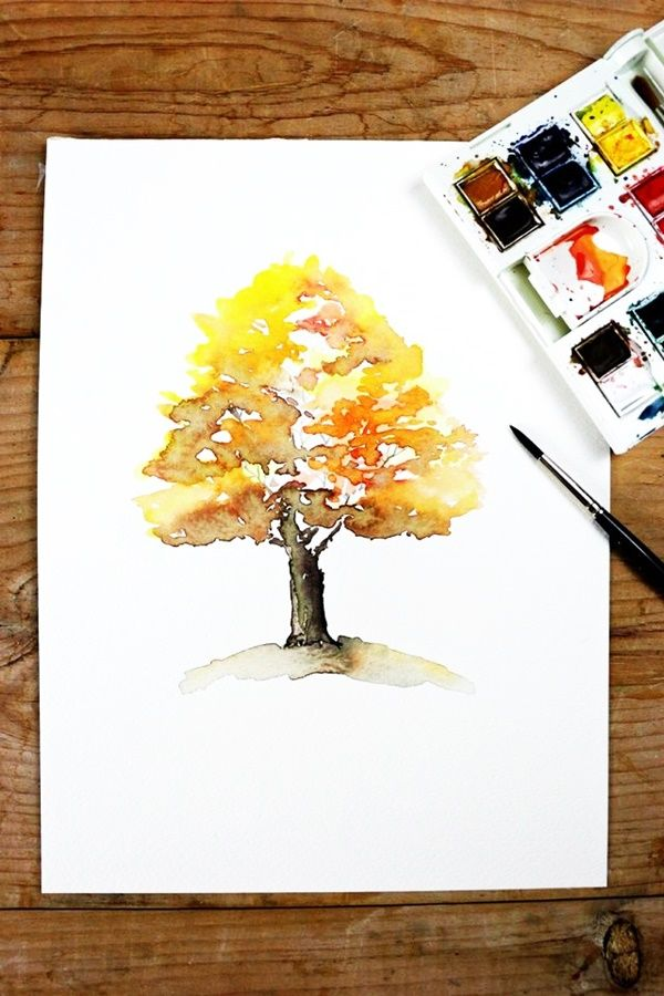 Everything You Need To Know About How To Use Watercolor Painting
