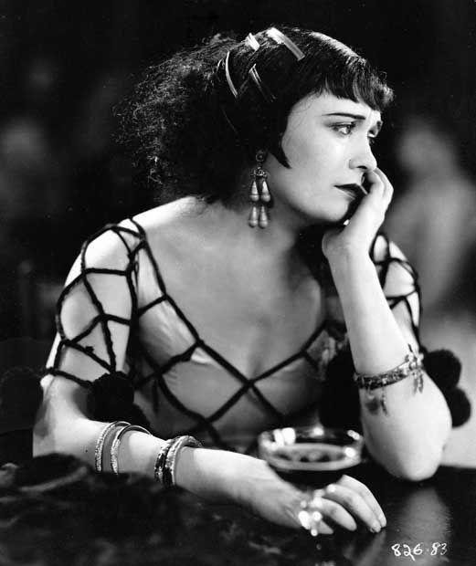 "Pola Negri   ""Flower of Night""   (1925)"