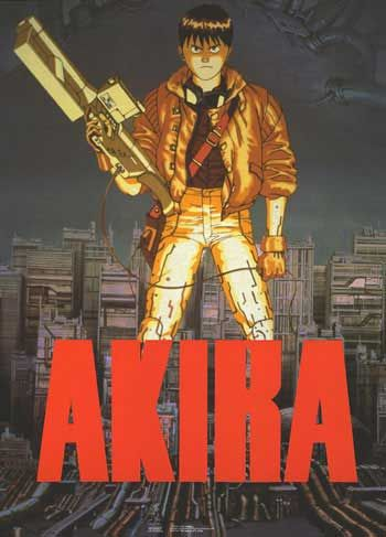 Akira. One of my favorite animes of all time.
