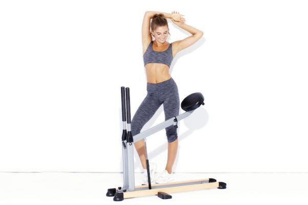 This machine promises to help you do the perfect squat