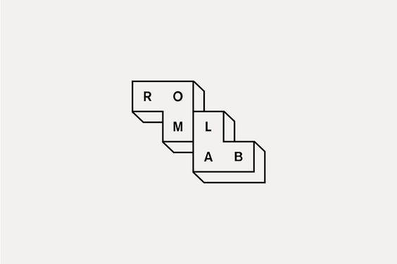 Romlab Branding | Abduzeedo Design Inspiration: