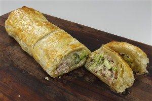 Butterdejstænger med skinke og broccoli med billede Endnu en opskrift fra Alletiders Kogebog blandt tusindevis opskrifter.