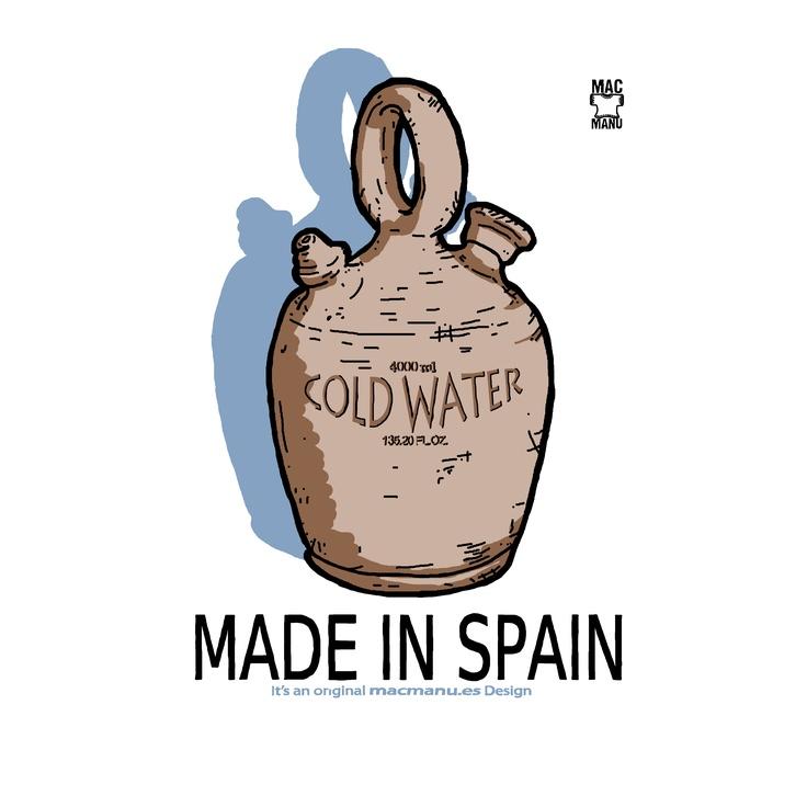 Fresh water spanish style