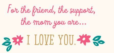 {2015} Happy Mothers Day Quotes, Funny Sayings, Thoughts from Daughter / Son | Happy Mothers Day 2015