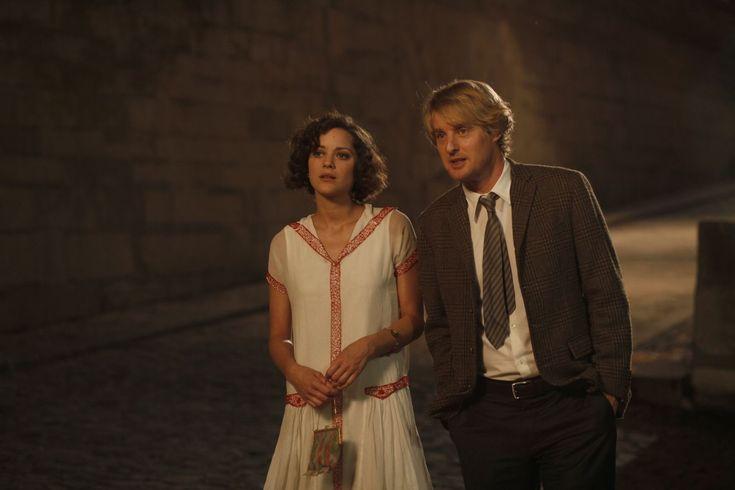"""It's an Allen night.  Love """"Midnight In Paris"""""""