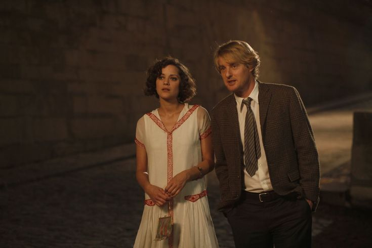 Midnight in Paris. Instantly becomes one of my favourite films of the past five years. Bravo Allen, Wilson, Cotillard and co. Now need to visit Paris again and research 1920s geniuses.