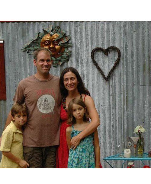 This Family Lives in the Tiniest House ... Ever - Forced to cut corners, this family of four did just that