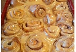 Amish Cinnamon Rolls Recipe - oh my goodness! I have been after this recipe for years! If this is close to Shady Maple's cinnamon rolls, Sunday mornings will never be the same!