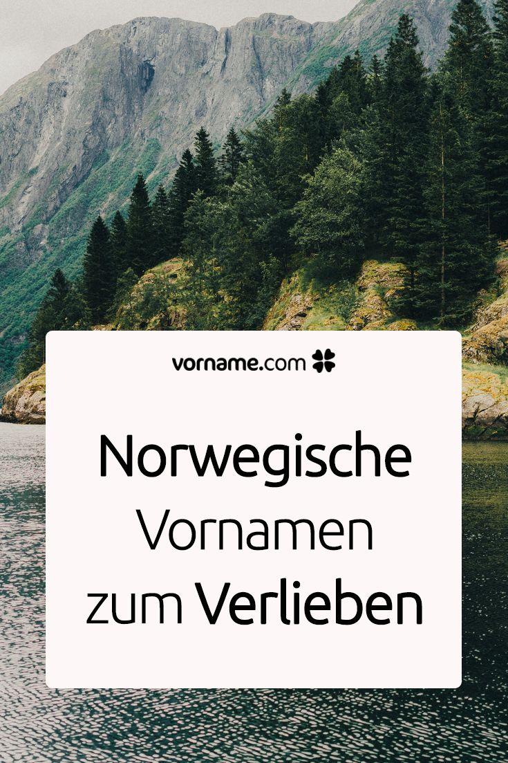 Norwegische Namen
