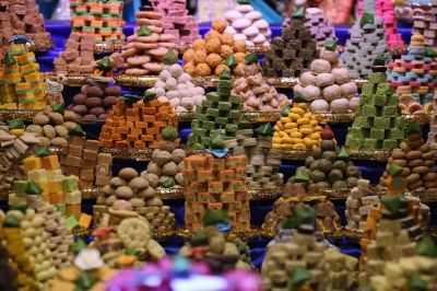 Sweets during FEstivals and ceremony