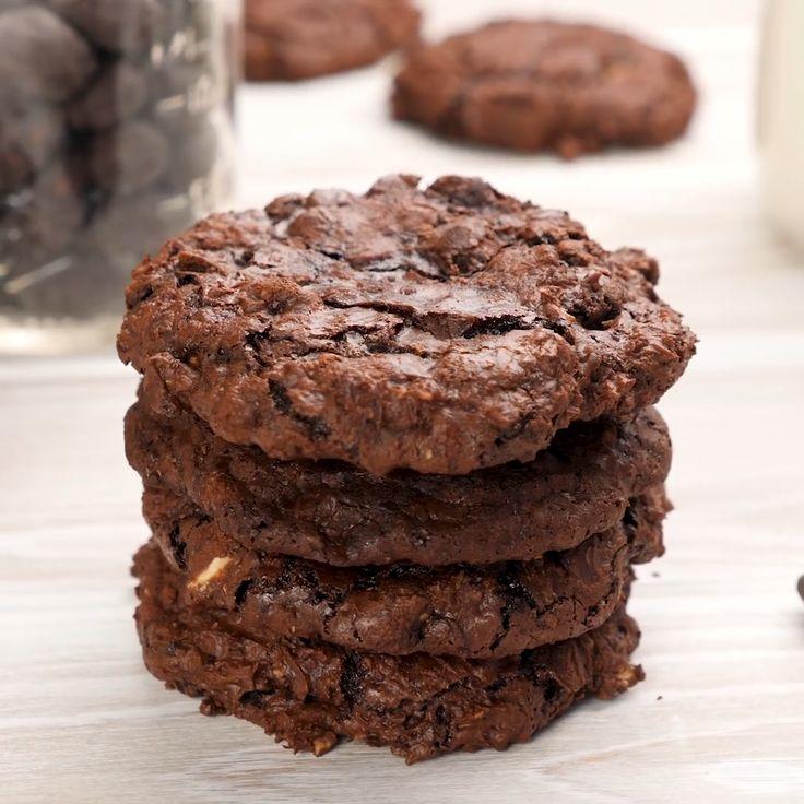 супер шоколадное печенье рецепт с фото изделия