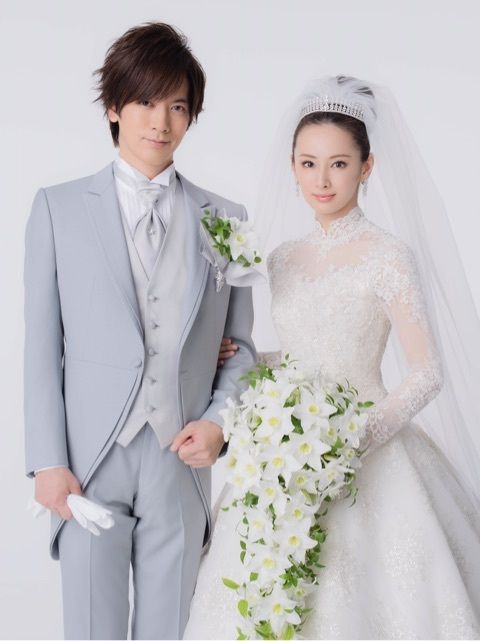 DAIGOが北川景子との結婚披露宴で歌った新曲「K S K(結婚してください)」CDリリース決定