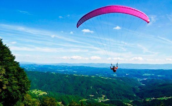 Wisata Paralayang Batu Malang, Disini Tempatnya Uji Adrenalin :http://hamilplus.com/wisata-paralayang-batu-malang/
