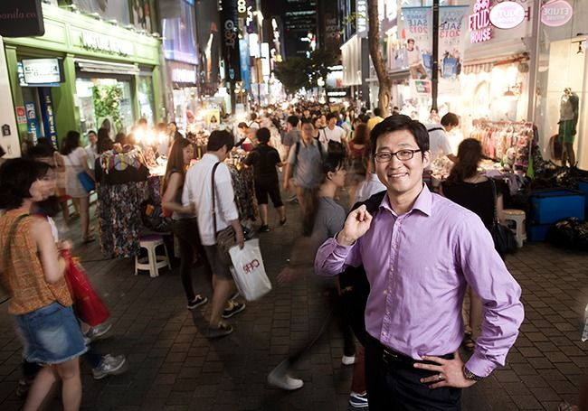 How An E-Commerce King Is Conquering Korea
