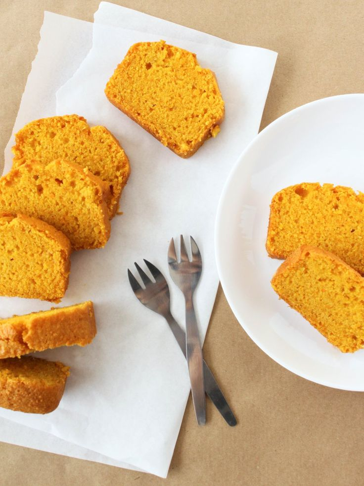 Bolode Cenoura vegano e delicioso, para um chá da tarde (sobremesa, café da manhã...)