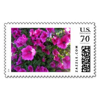 Pink Flower Stamps http://www.zazzle.com/nature_pink_flower_stamps_postage-172641267748758216 Yoursparklingshop: Postage Stamps: Zazzle.com Store