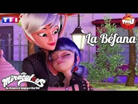 Miraculous Ladybug Season 2 - Episode 4 The Befena (French Dub) - YouTube