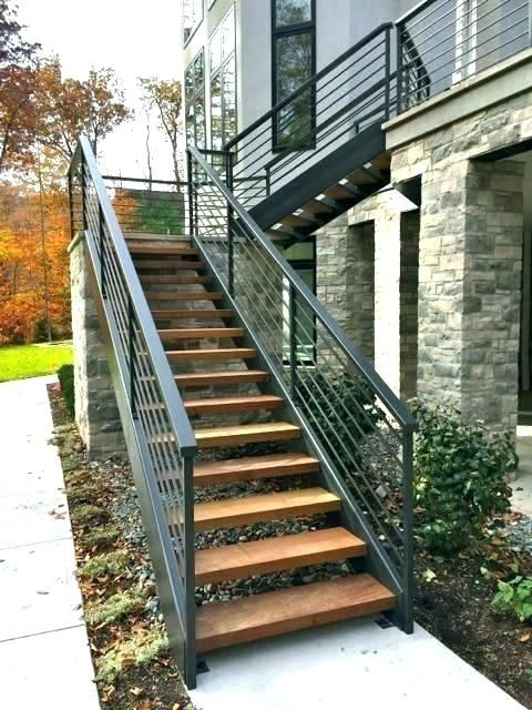 Google Image Result For Http Intar Info Wp Content Uploads 2019   Outer Stairs Design For House   Residential   India Home   Upstairs   Garden   Bloxburg