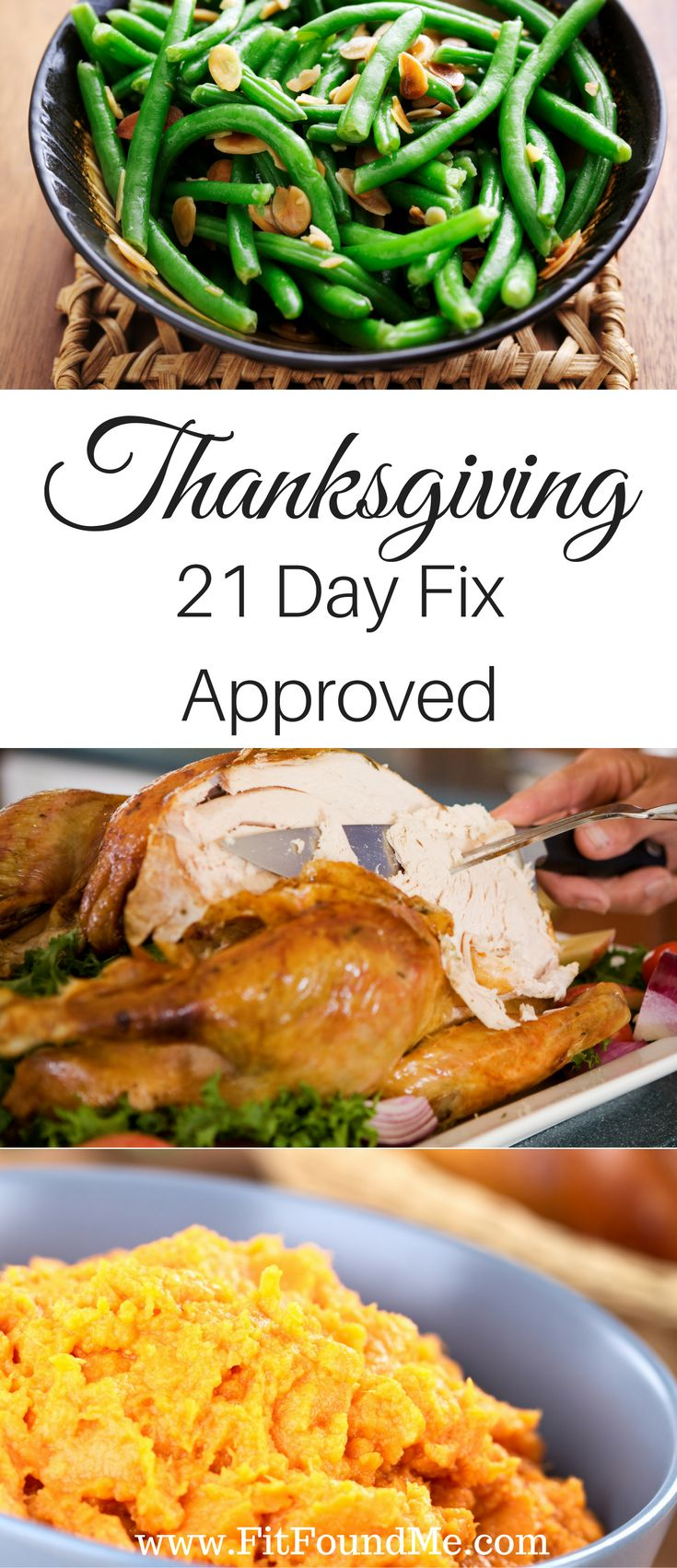 21 Day Fix Approved | Thanksgiving Recipes | Weight Loss | Holiday