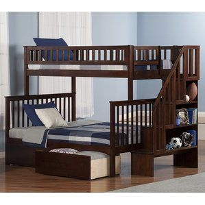 You'll want to buy Shyann Bunk Bed with Storage
