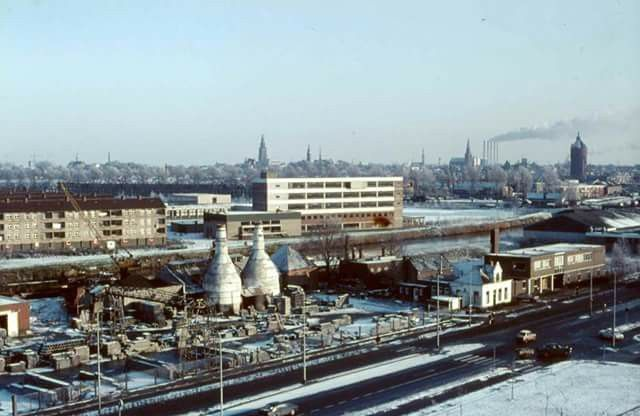 Friesestraatweg Groningen 1969