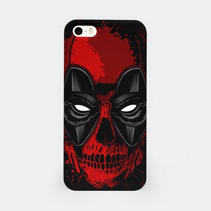 Pool Skull Carcasa por Iphone, Live Heroes