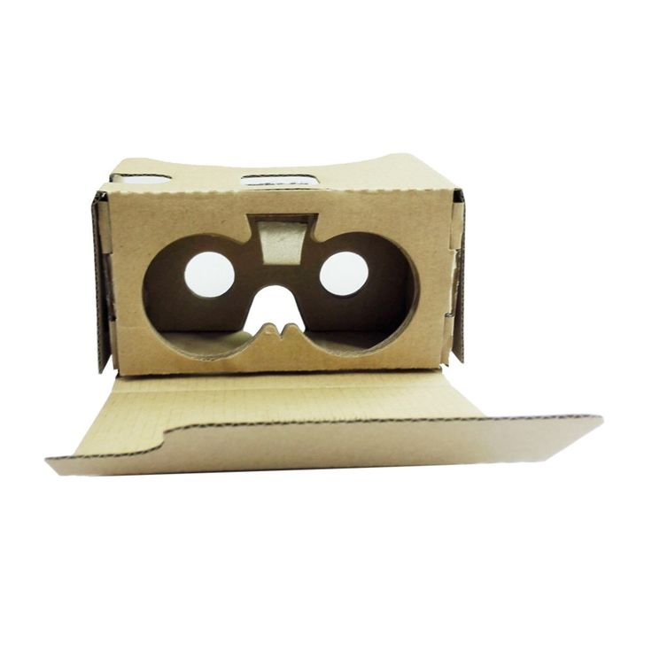 "Ship from US Portable DIY Google Cardboard V2.0 VR Box 3D VR Virtual Reality 3D Glasses Video Glasses for Up to 6"" Smart Phones //Price: $7.92//     #Gadget"
