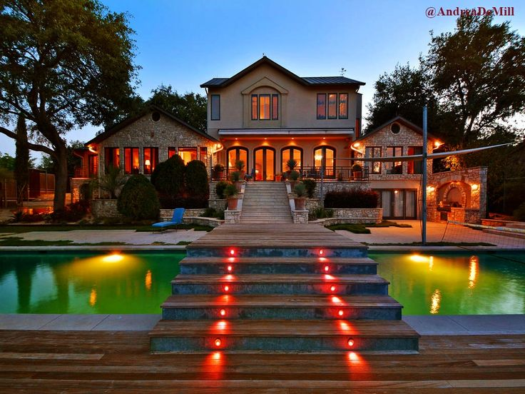 21 best images about jensen ackles austin texas house on for Austin house