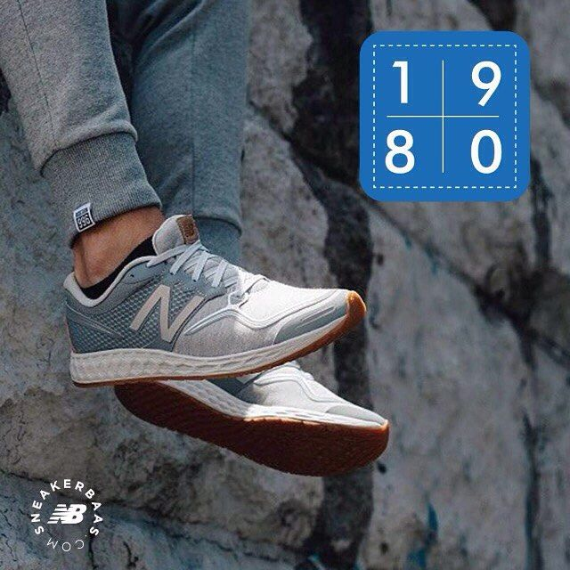 #newbalance #1980 #newbalancegrey #sneakerbaas #baasbovenbaas  New Balance 1980 - The New Balance 1980 is the perfect combi between a runner and a street sneaker!  Now online available | Priced 129,99 Euro! | Wmns Sizes 37 EU - 41 EU.| Men Sizes 40 -47.5