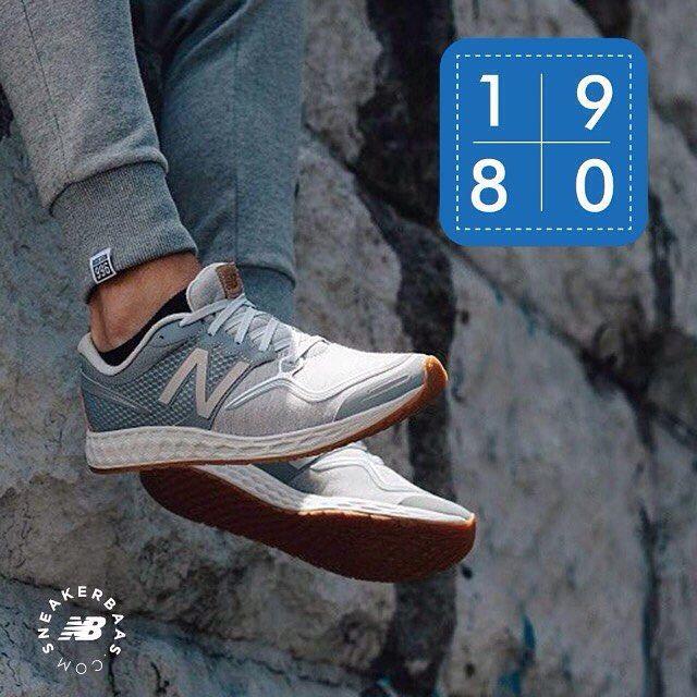 #newbalance #1980 #newbalancegrey #sneakerbaas #baasbovenbaas  New Balance 1980 - The New Balance 1980 is the perfect combi between a runner and a street sneaker!  Now online available | Priced 129,99 Euro! | Wmns Sizes 37 EU - 41 EU.| Men Sizes 40 -47.5