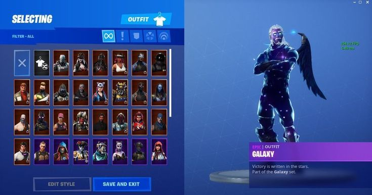 Gaming Pinwire Fortnite Account From Season 120k V B Galaxy Black Knight 8 Mins Ago Gaming Pc Desktop Computer Intel Fortnite Epic Games Blackest Knight