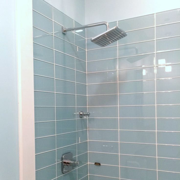 Installing Tiles In Bathroom: Best 25+ Glass Tile Shower Ideas On Pinterest