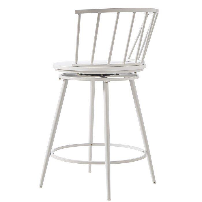 27+ Modern farmhouse swivel bar stools ideas