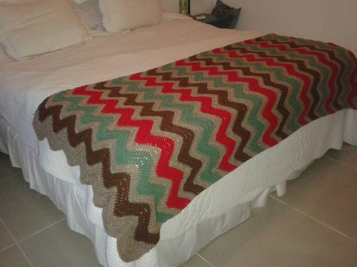 Bed runner (king size)