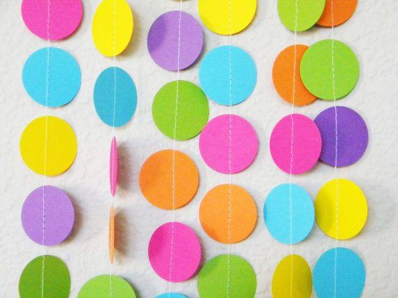 Бумажный декор. Цветы, помпоны, гирлянды из бумаги | BoomDecor - украшения на день рождения