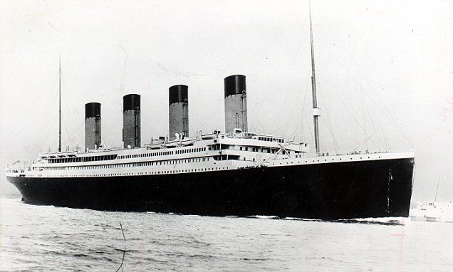 Was a FIRE the real reason the 'unsinkable' Titanic went down?