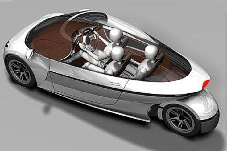 die besten 25 dreirad auto ideen auf pinterest dreirad. Black Bedroom Furniture Sets. Home Design Ideas